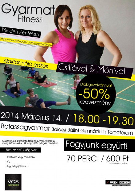 Balassagyarmat Fitness